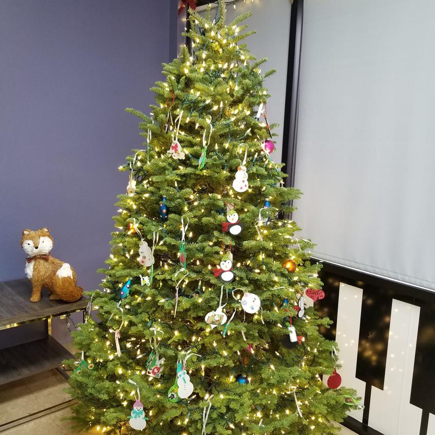 Full Christmas Tree
