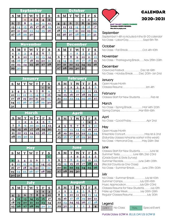 Yamaha Calendar 20-21 New Branding Updat