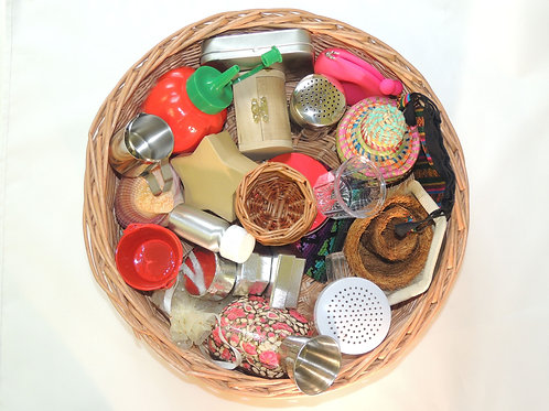Containers Treasure Basket Collection