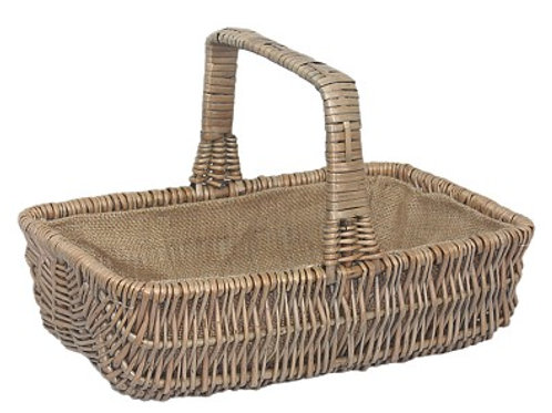 Childs Lined Trug with Handle