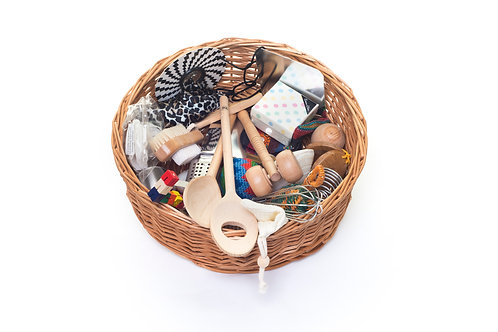 Toddler Treasure Basket - 18-36 months