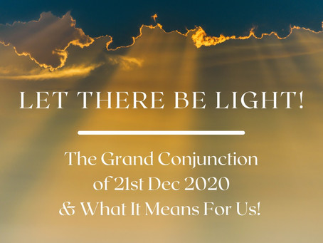 What to Expect from The Great Conjunction on 21st Dec 2020?