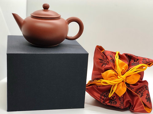 Yixing Purple Clay Tea Pot (200ml)