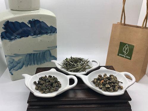 Tea Sample Trio