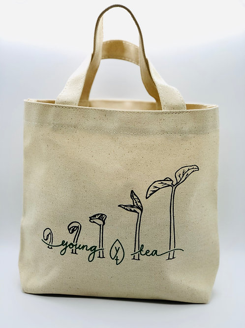 Young Tea Tote Bag