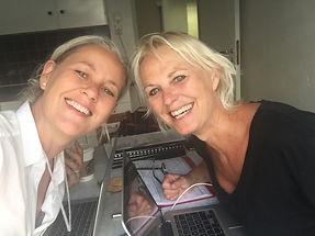 Ingrid Forthun og Kari Anne Bjerkestrand