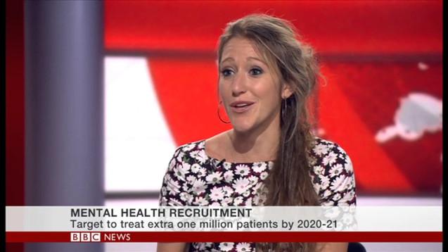 Hope Virgo - BBC News 31 August 2017