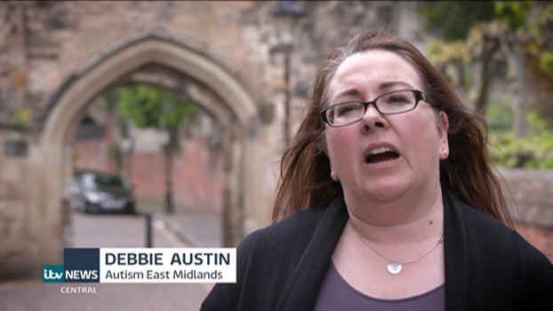 Female Autism Fix on ITV News Central