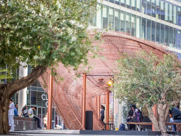 Abwab Pavilion