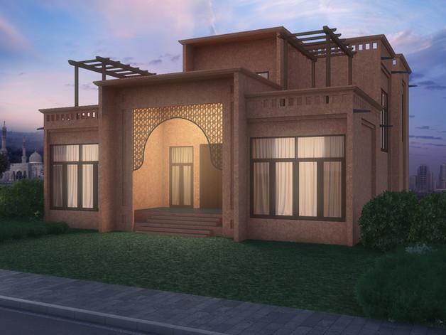 Residence at Sharjah