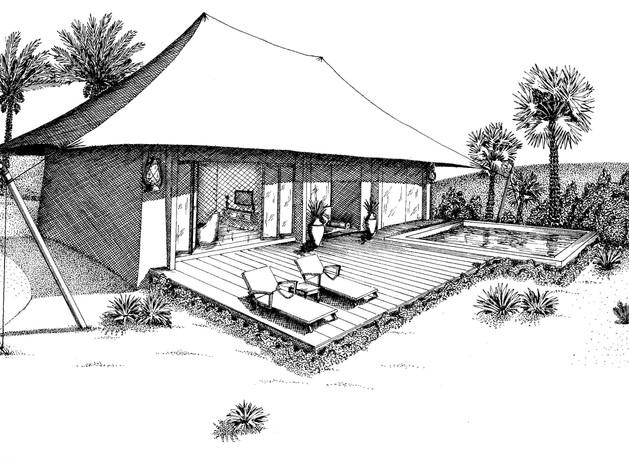 Al - Ghinnawa Desert Resort
