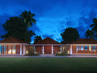 Mr. Reji Samuels Residence,Adoor