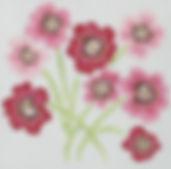 180B Small Pink Fiesta Flowers.JPG
