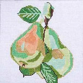 94K-1 Green Pears Coaster.jpg