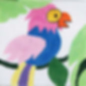 5A-5 New Zoo Coaster- Parrot.jpg