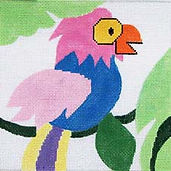 5A-5 New Zoo Coaster- Parrot.jpg