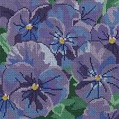 87B Sm True Blue Pansies.jpg