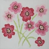 180A Lg Pink Fiesta Flowers.JPG