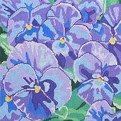 88B Large True Blue Pansies.jpg