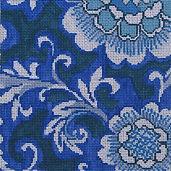 91B Sm Porcelain Floral #2.jpg