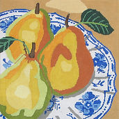 23A Plate of Pears.jpg