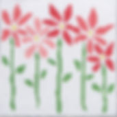 34B Delightful Daisies- coral.jpg