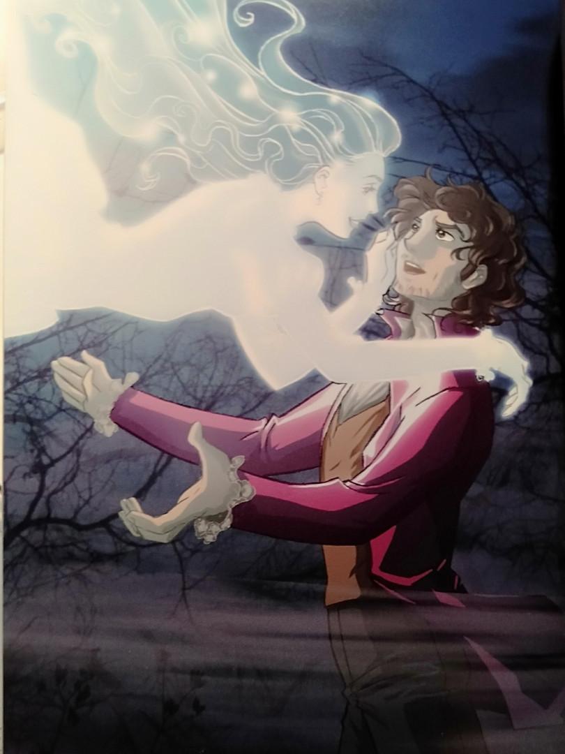 Les Hauts de Hurlevent de Emily Brontë - Patricia Lyfoung