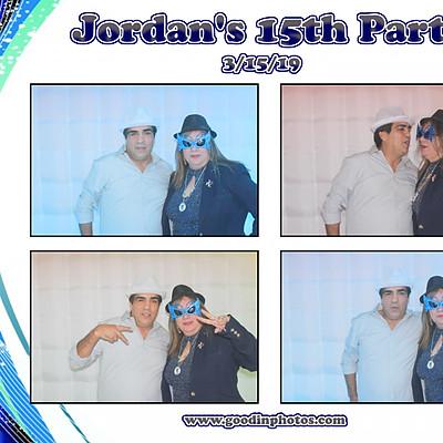 Jordan's 15th Party