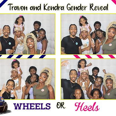 Travon & Kendra Gender Reveal