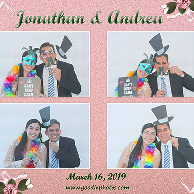 Jonathan & Andrea's Wedding