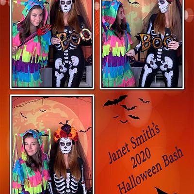 Janet Smith's 2020 Halloween Bash