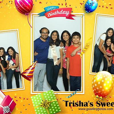 Trisha's Sweet 16