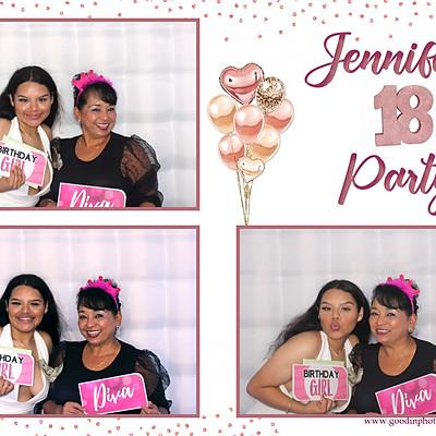 Jennifer's 18th Party