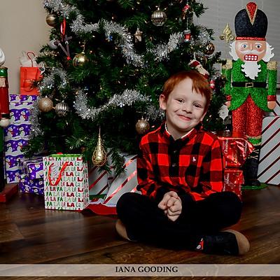 The Staley's Christmas Pics