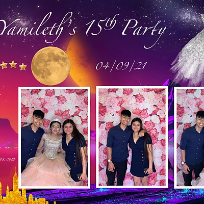 Yamelith's 15th Party