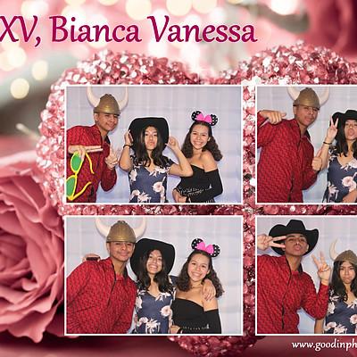 Bianca Vanessa XV