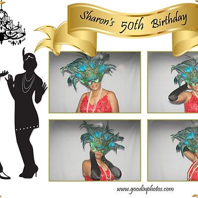 Sharon's 50th Birthday
