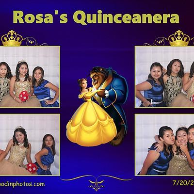 Rosa's Quinceañera