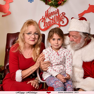 CAM - Pictures with Santa 2017