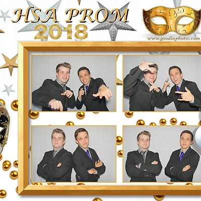 HSA Prom 2018