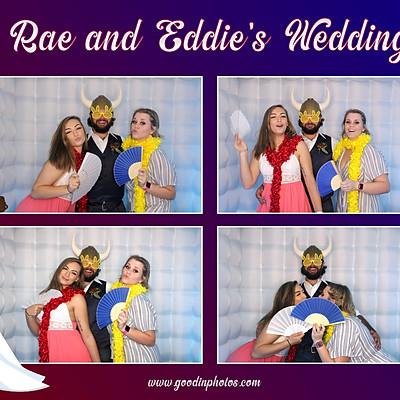 Rae & Eddie's Wedding