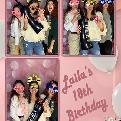 Laila's 18th Birthday