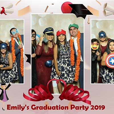 Emily's Graduation Party 2019