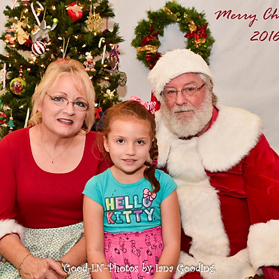 CAM - Pictures with Santa 2016