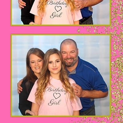 Kaleigh's Sweet 16