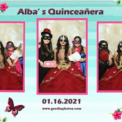Alba's Quinceañera