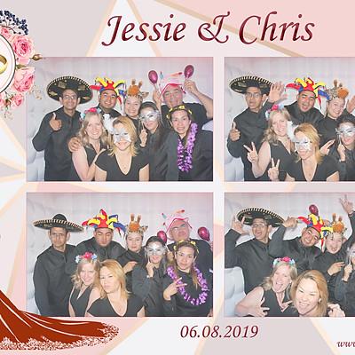 Jessie & Chris's Wedding