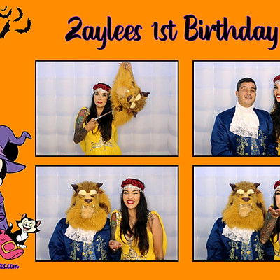 Zaylee's 1st Birthday