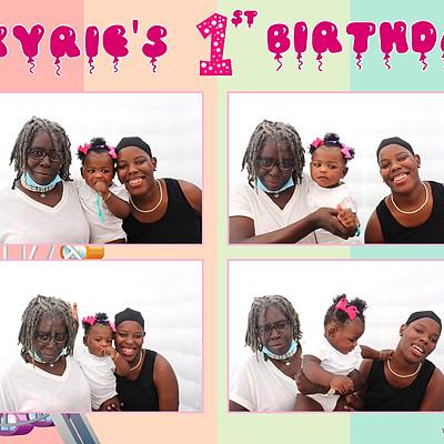 Kyrie's 1st Birthday