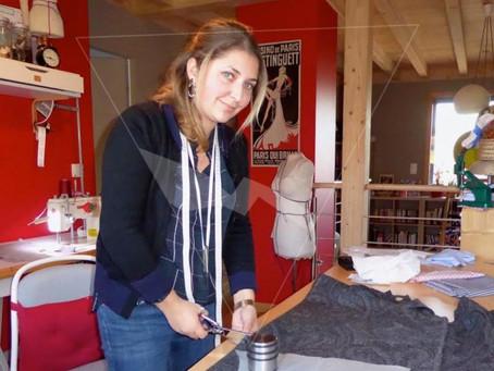 """Portrait sur le blog """"Derrière la culotte"""""""